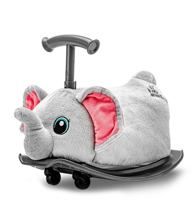 MY BUDDY WHEELS Roller & Rocker - Elephant