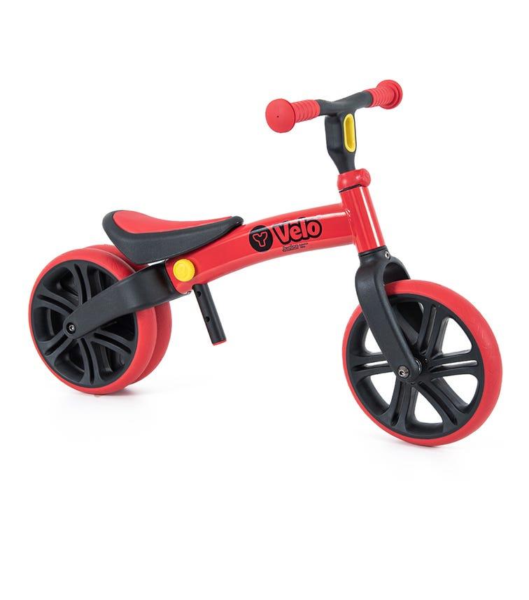 YVOLUTION Yvelo Junior Balance Bike - Red
