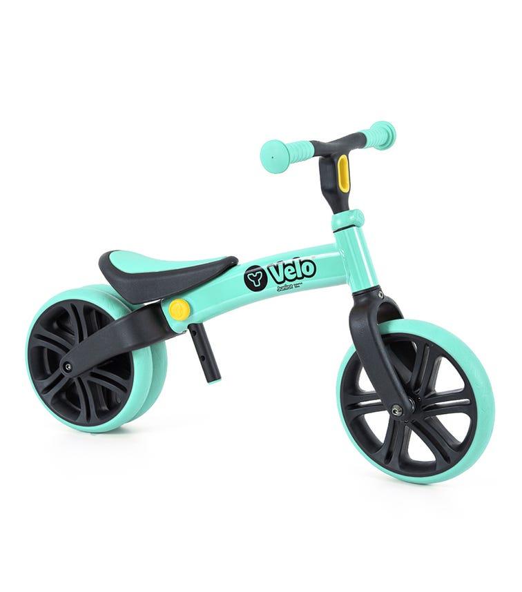 YVOLUTION Yvelo Junior Balance Bike - Green