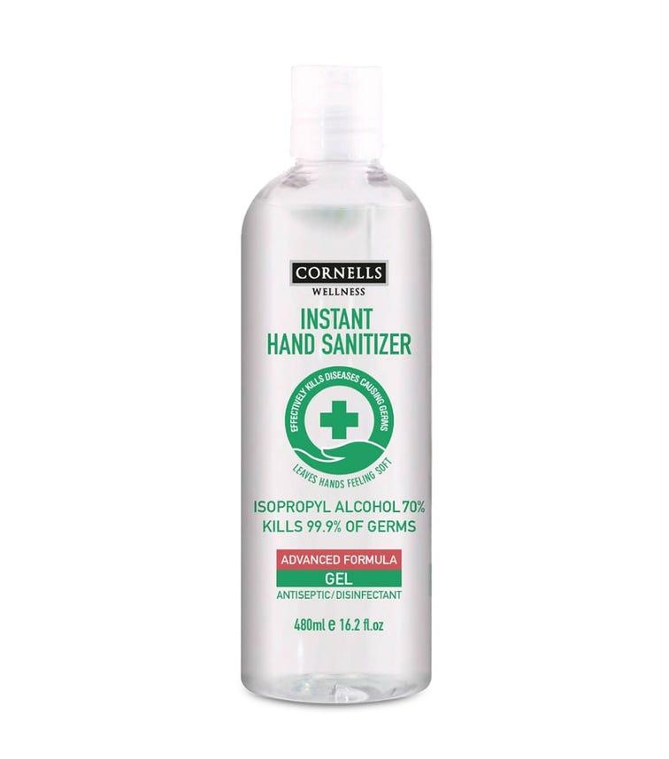 CORNELLS Instant Hand Sanitizer 480 ML