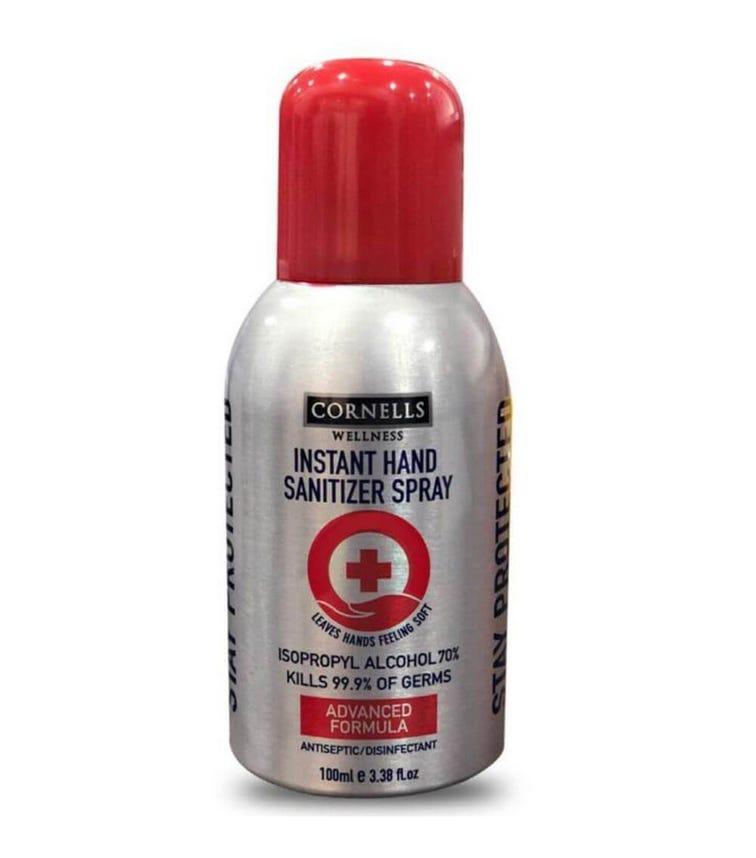 CORNELLS Hand Sanitizer Spray 100 ML