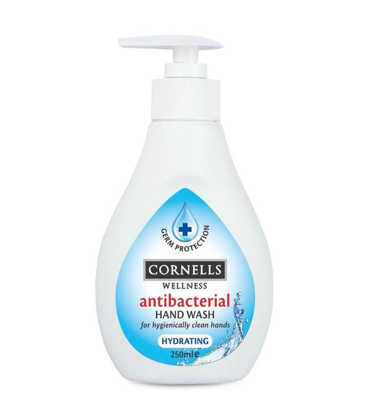 CORNELLS Antibacterial Hand Wash Hydrating 250 ML