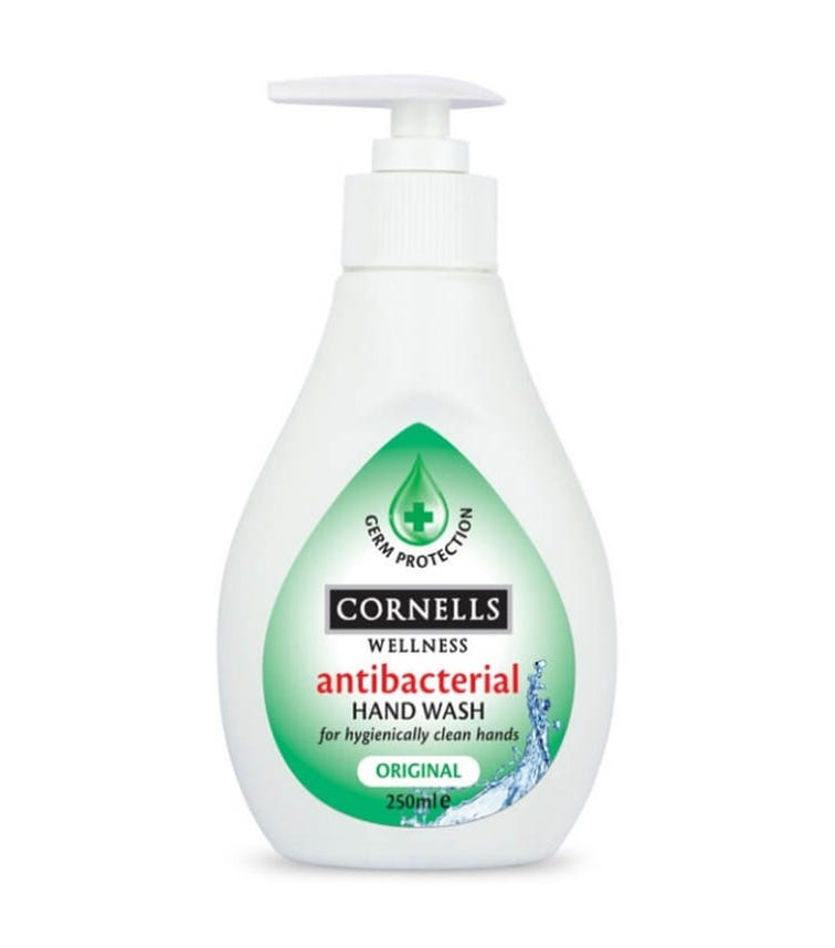 CORNELLS Antibacterial Hand Wash Original 250 ML