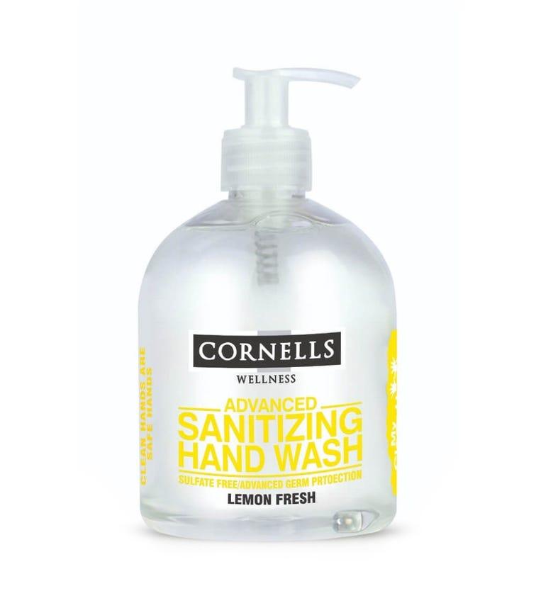 CORNELLS Sanitizing Hand Wash Lemon Fresh 500 ML