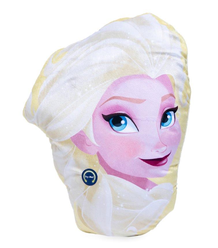 TOYWORLD Head Shape Cushion With Led Lighting - Elsa