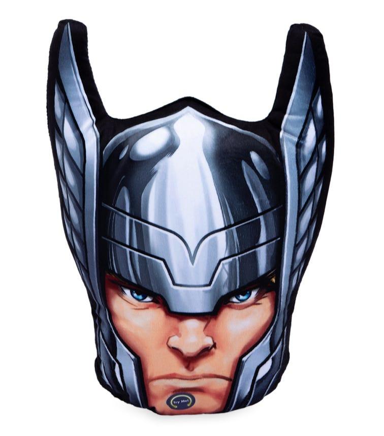 TOYWORLD Head Shape Cushion With Led Lighting - Thor