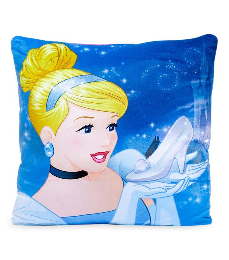 TOYWORLD Flip Over Cushion - Disney Princess