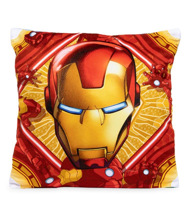 TOYWORLD Flip Over Cushion - Marvel Heros