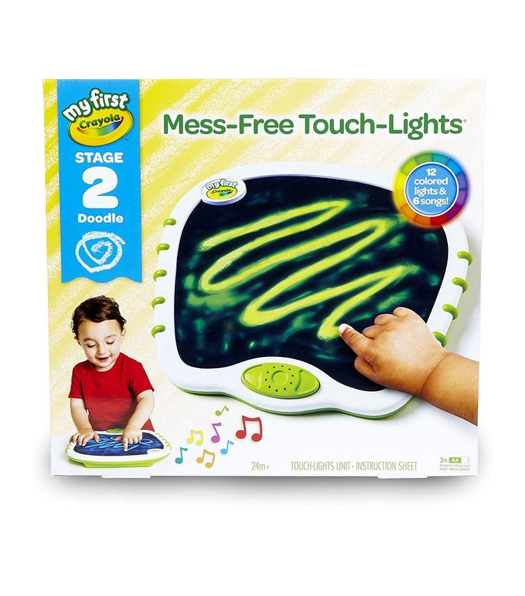 CRAYOLA Mess-Free Touch Lutes