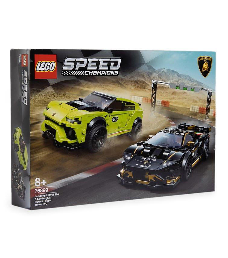 LEGO 76899 Lamborghini Urus St-X & Lamborghini Huracan