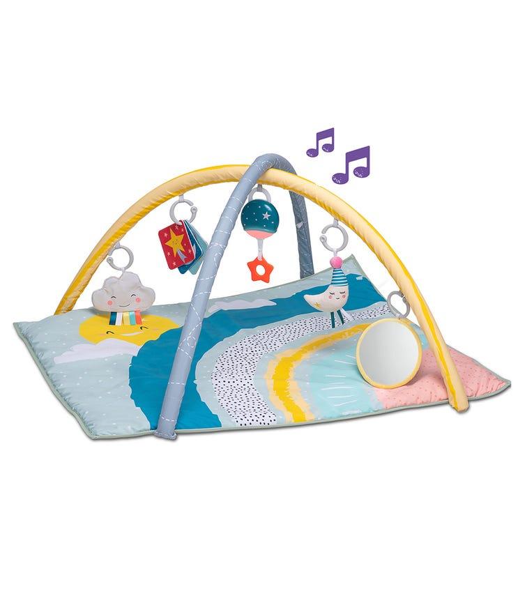 TAF TOYS Music And Light Padded Magical Mini Moon Gym