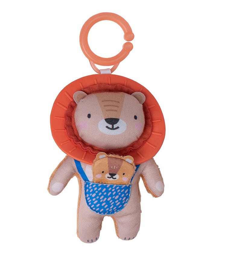 TAF TOYS Harry The Lion Toy