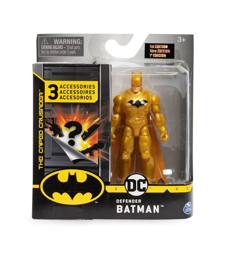 BATMAN DC Figure 4 Inch Basic Batman Assorted