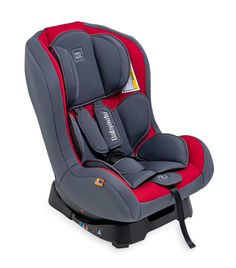 BABYAUTO Lolo Car Seat From 0 Months - 4 Years Red