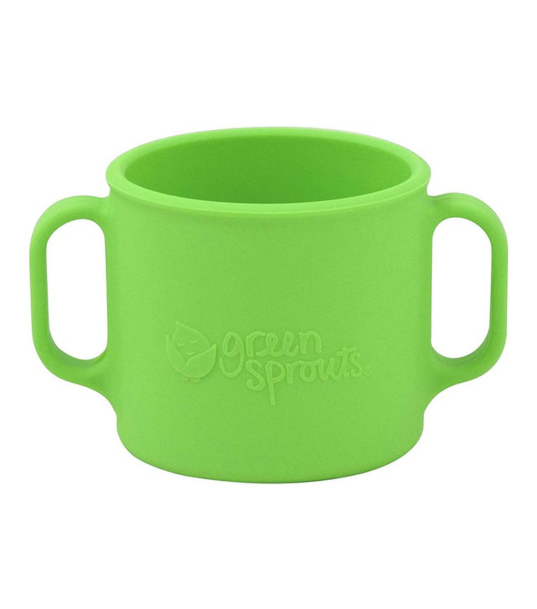 GREEN SPROUTS Learning Cup (12M) - Green