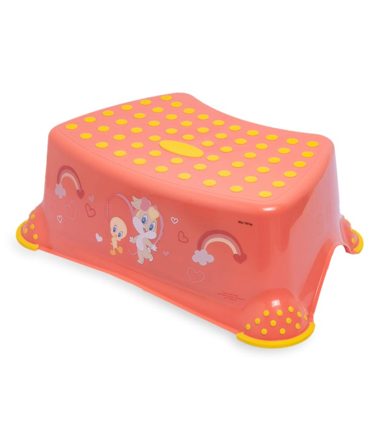 OKT Looney Tunes Step Stool With Anti-Slip Function