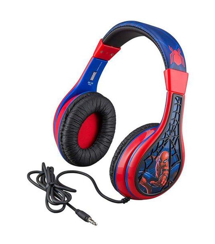 iHOME KidDesign Youth Headphones - Spider Man