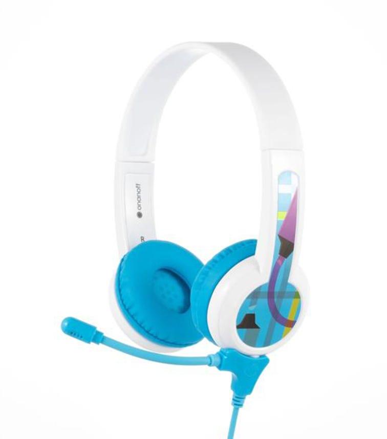 BUDDYPHONES Studybuddy Headphones - Blue