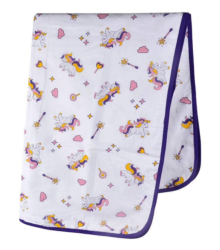 WONDER WEE Blanket - Unicorn