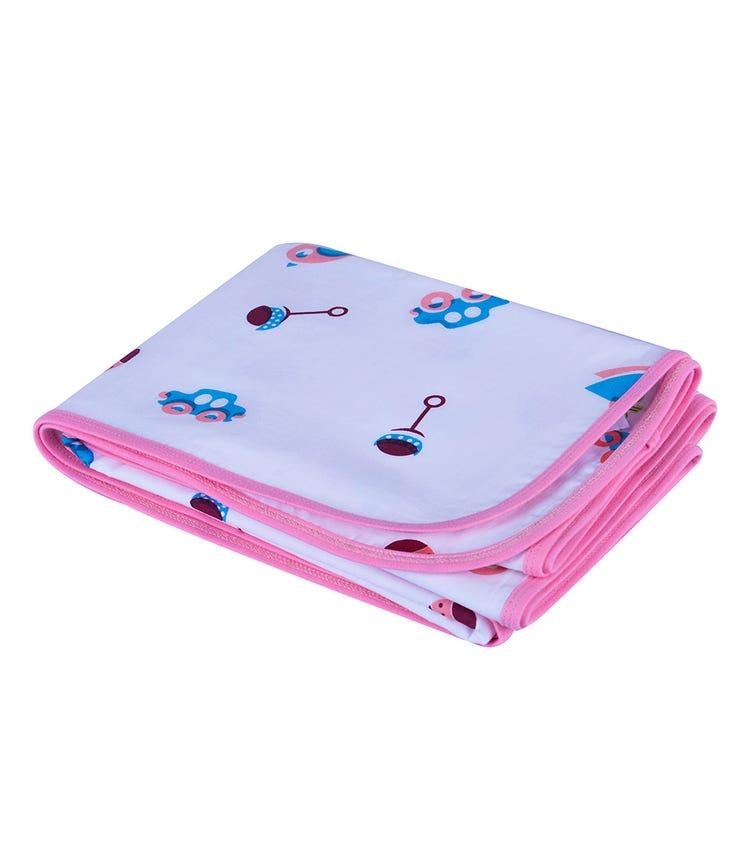WONDER WEE Blanket - Pink Toys