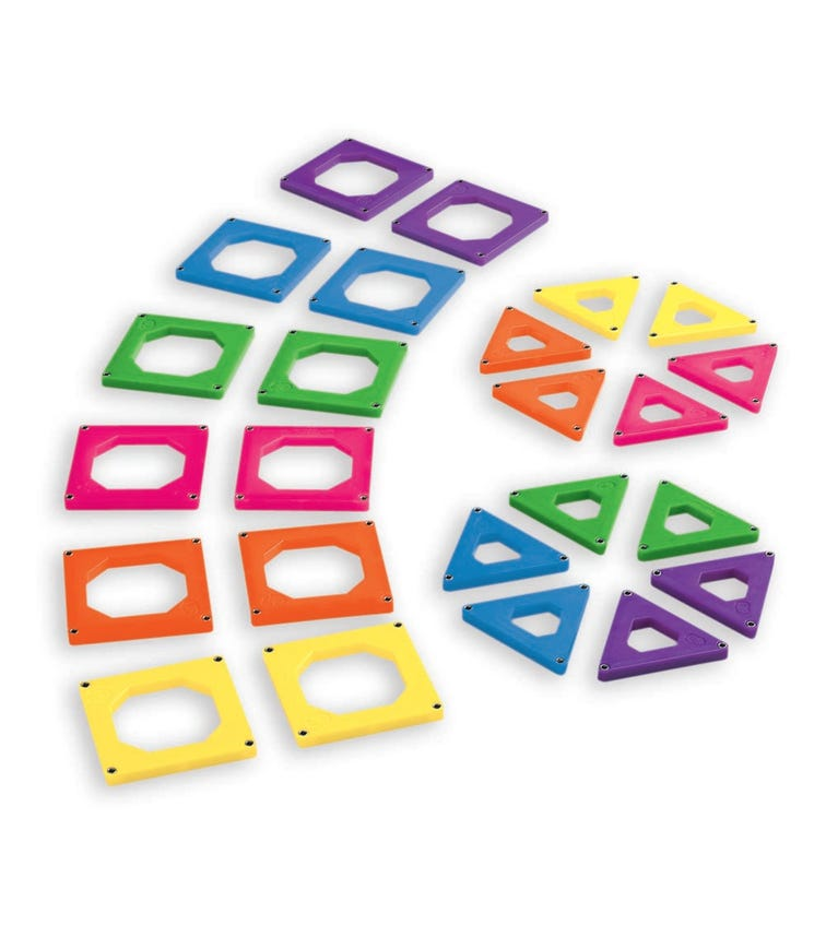 DISCOVERY MINDBLOWN - Magnetic Tiles