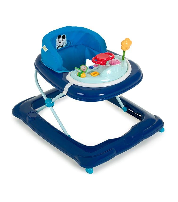 DISNEY Player Versus Mickey 14 Blue Baby Walker