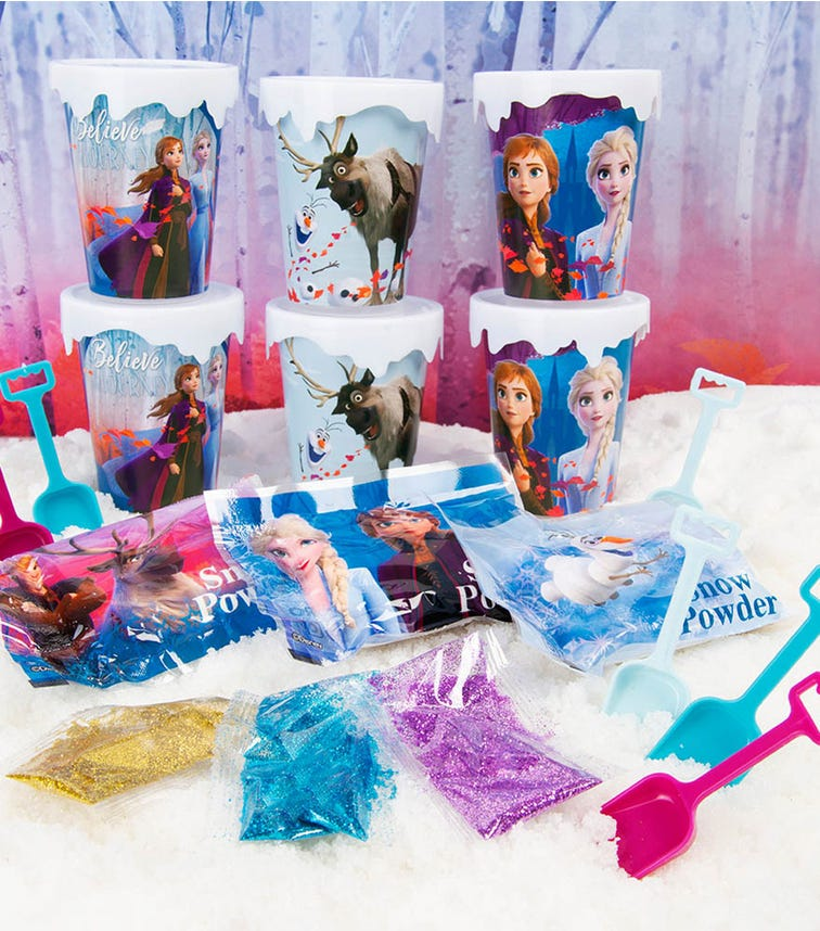 DISNEY FROZEN Disney Frozen 2 Make Your Own Snow Party Pack