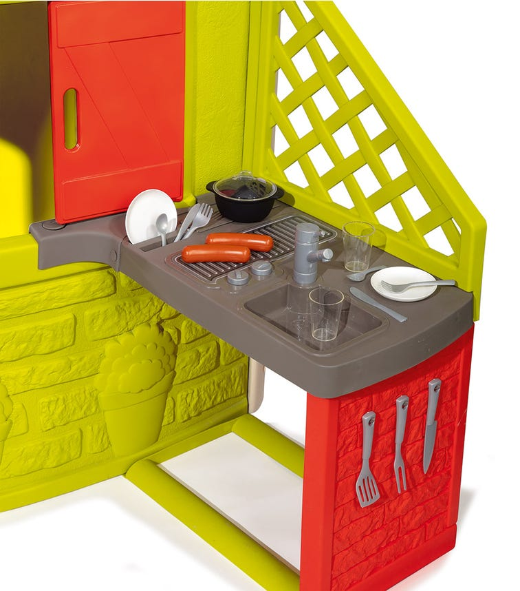 SMOBY Neo Jura Play House Accessory - Summer Kitchen