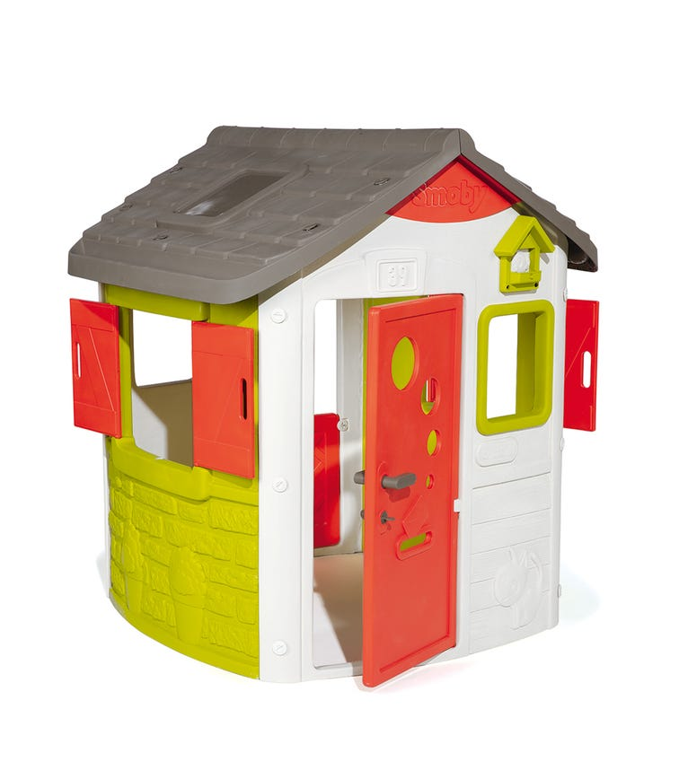 SMOBY Neo Jura Play House Accessory - Front Door