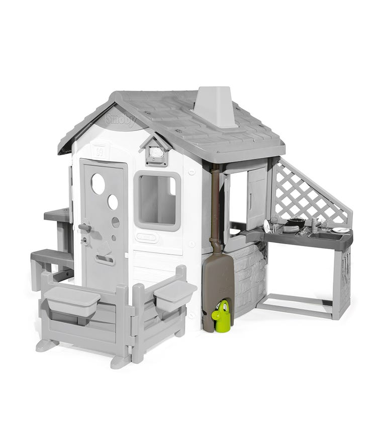 SMOBY Neo Jura Play House Accessory - Rain Barrel With Watering Can