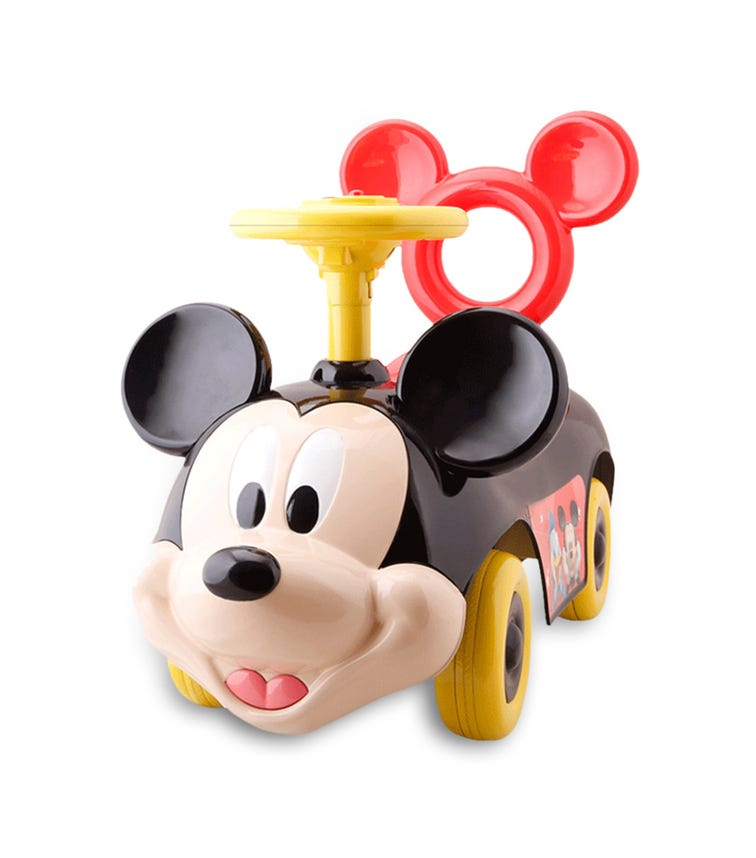 DISNEY RIDE-ONS Mickey Mouse Foot To Floor