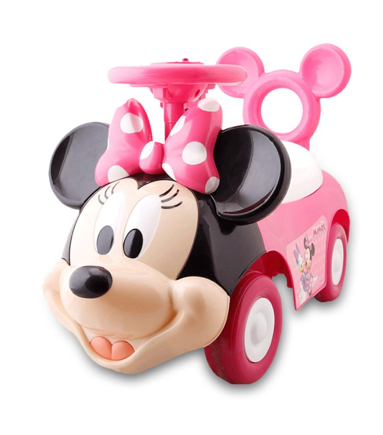 DISNEY RIDE-ONS Minnie Mouse Foot To Floor