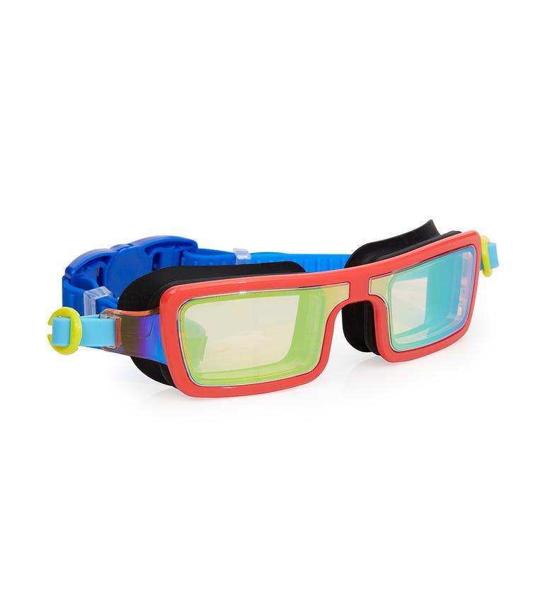 BLING2O Swim Goggles - Electric 80s Retro