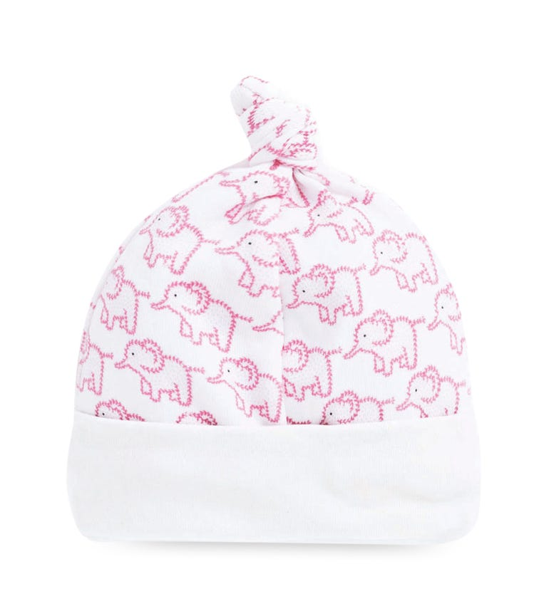 JOJO MAMAN BEBE Little Elephant Baby Hat