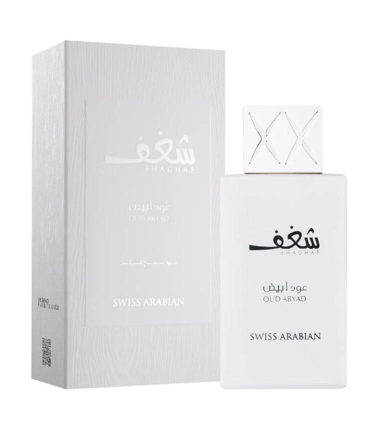 SWISS ARABIAN Shaghaf Oud Abyad EDP 75 ML