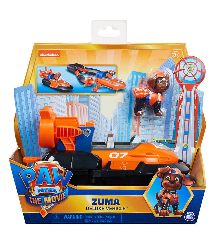 PAW PATROL Movie Themed Vehicles (Assorted)