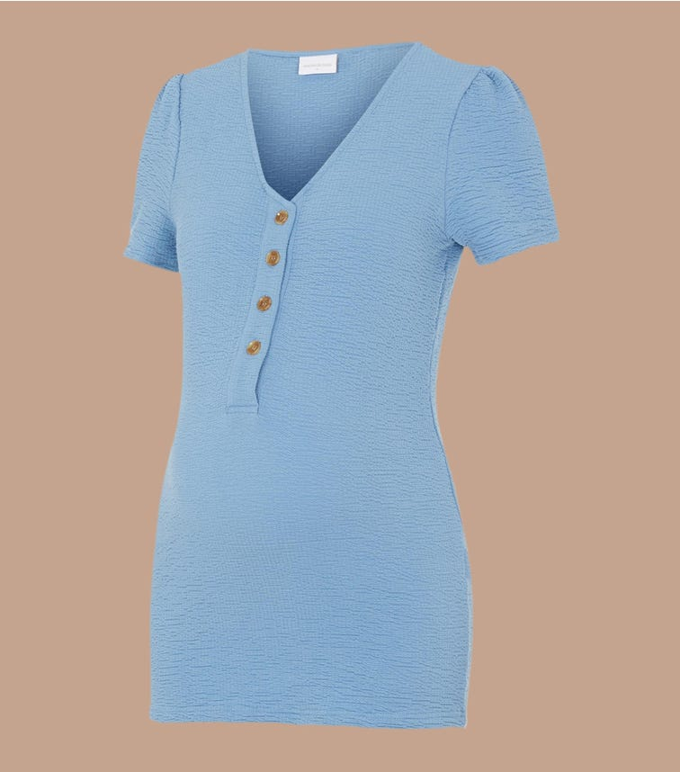 MAMALICIOUS Asia Allure Jersey Top