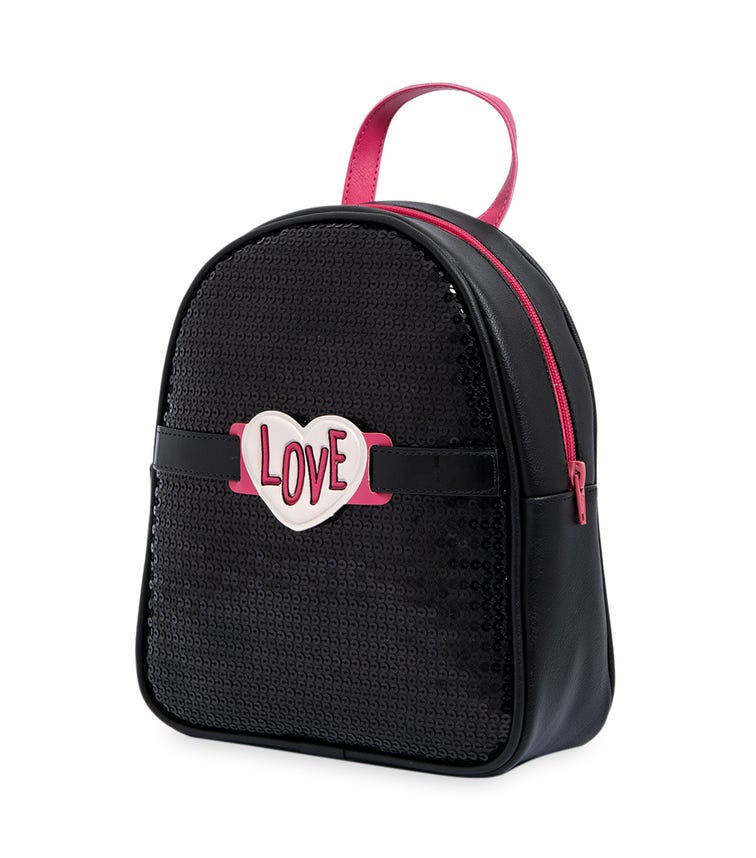 CHOUPETTE Backpack With Sequins