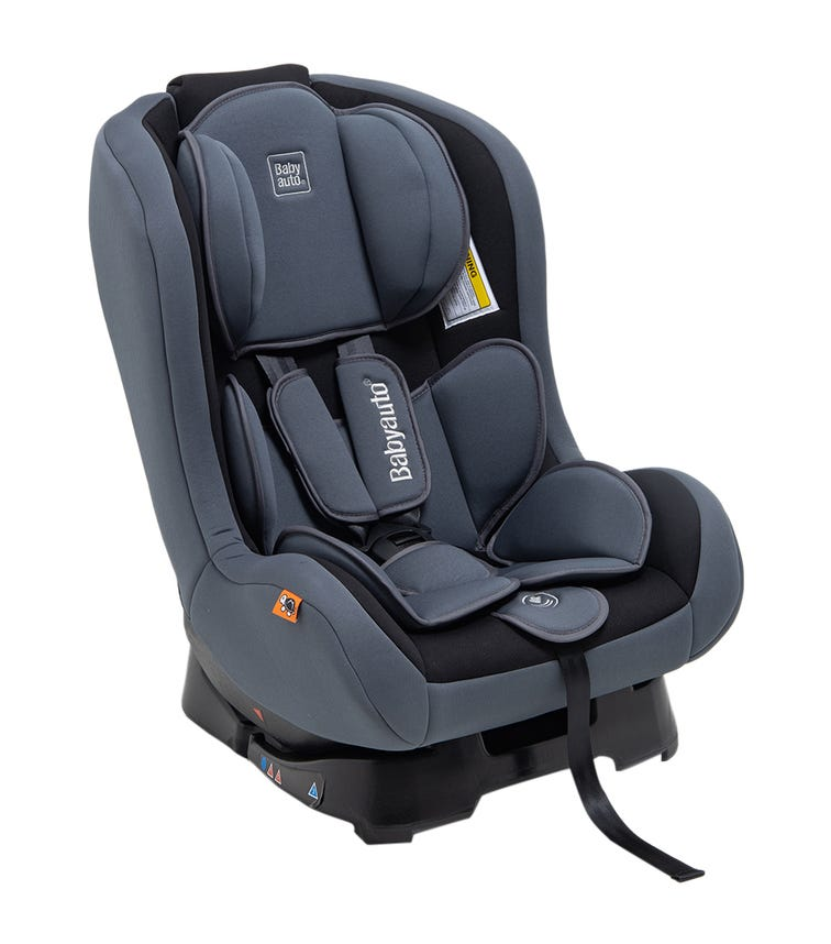 BABYAUTO Lolo Car Seat From 0 Months - 4 Years Grey
