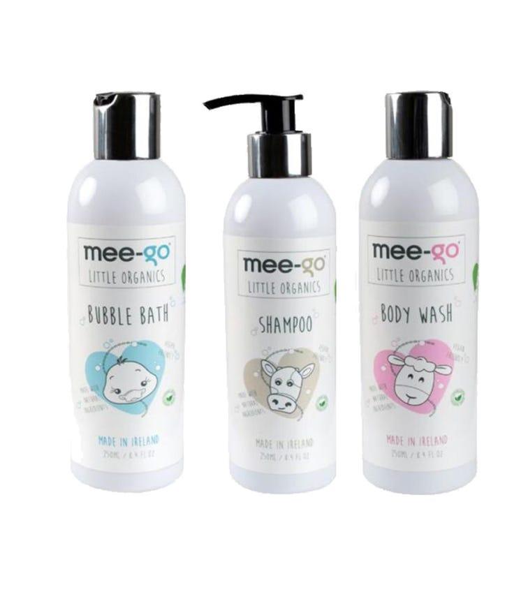 MEE-GO Little Organics Halal - Shower Set