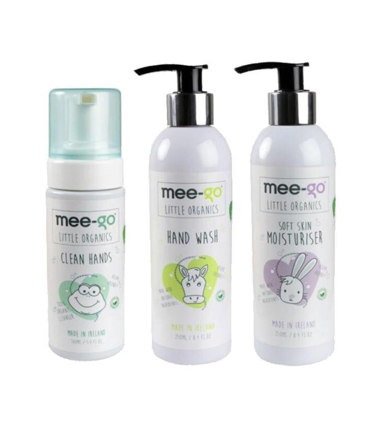 MEE-GO Little Organics Halal - Hygiene Set