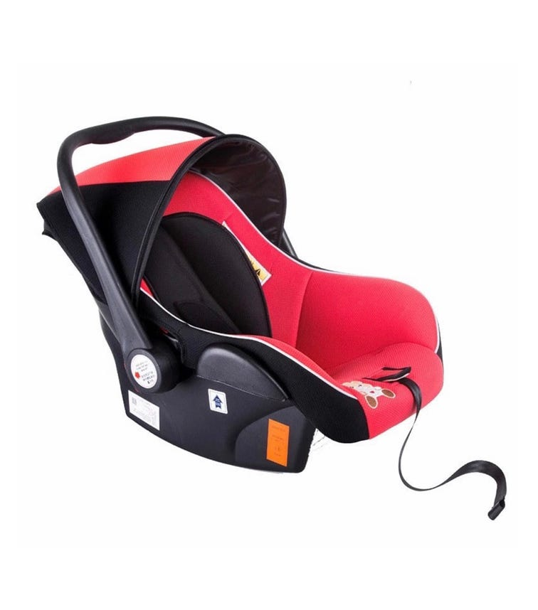 PIKKABOO Infant Car Seat - Red