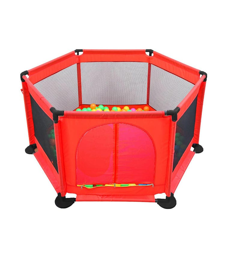 PIKKABOO MyFunPlay Portable Playpen With 30 Balls