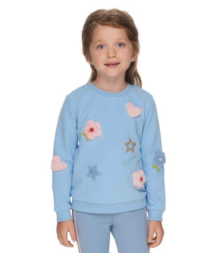 CHOUPETTE Decorated Sweatshirt