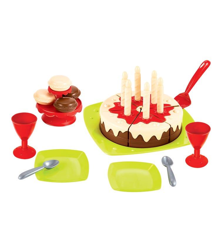 ECOIFFIER Set Birthday Cake
