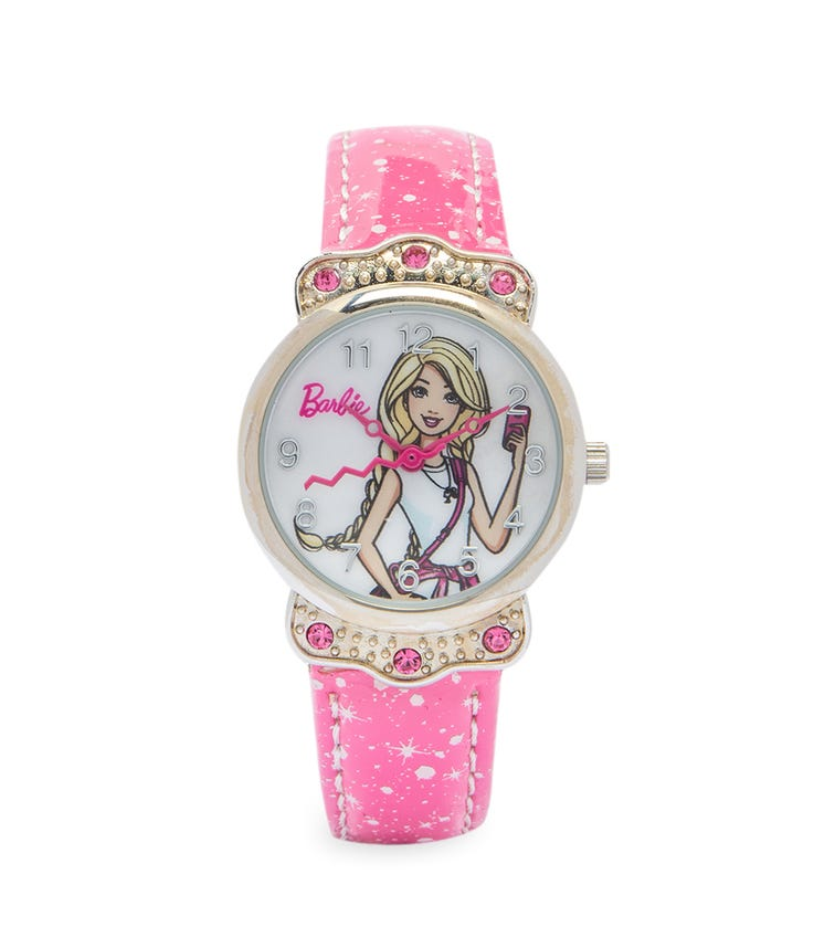 Barbie Starry Character Class Analog Watch - Mobile Diva