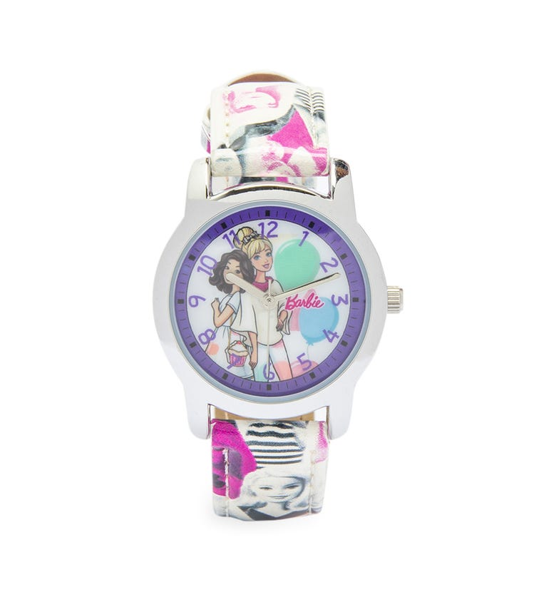 Barbie Cool Strapped Class Analog Watch - Photographic