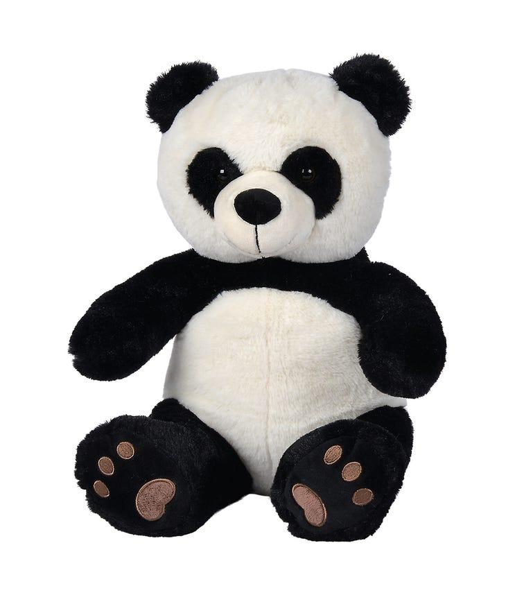 NICOTOY Animal Plush - Sitting Panda