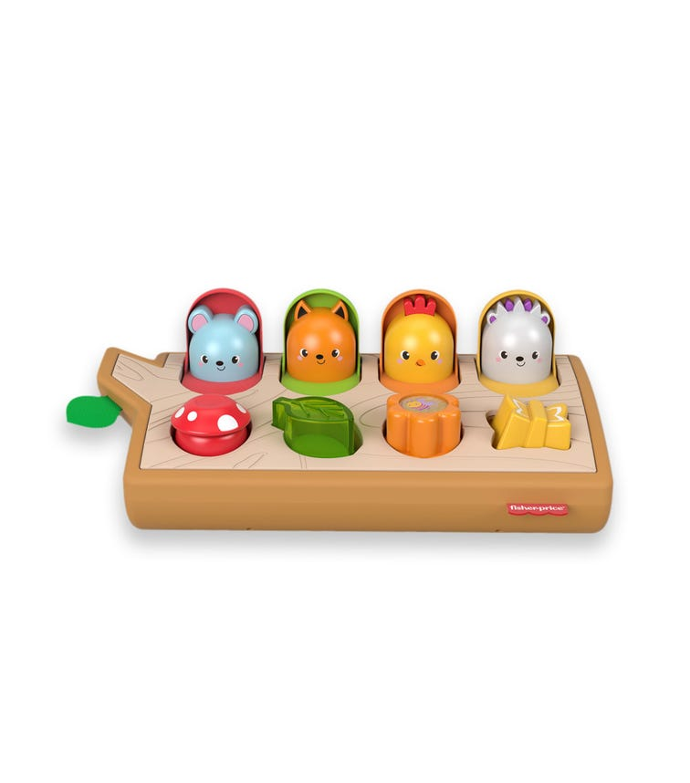 FISHER PRICE Little Sprouts Popup