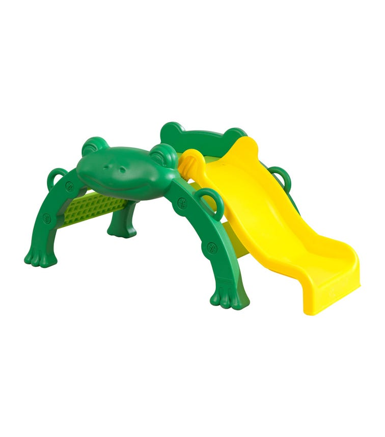KIDKRAFT Hop & Slide Frog Climber